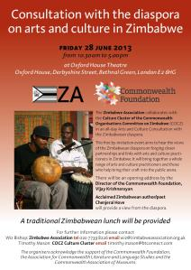 Flyer June 28 Arts and Culture consultation with the diaspora-page-001