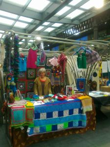 Marsha Spitalfields Market 171013