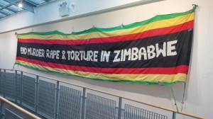 End Murder, Rape and Torture in Zimbabwe banner