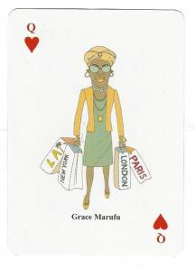 Grace Marufu